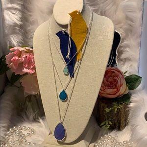 Chloe + Isabel Necklace Minaret layered New!